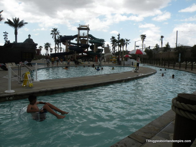 The Cove Waterpark In Riverside