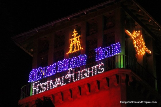 Holidays - Inland Empire - Mission Inn Festival of Lights