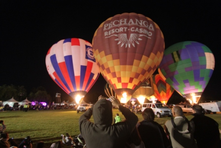 Temecula Things To Do - Wine & Balloon Festival