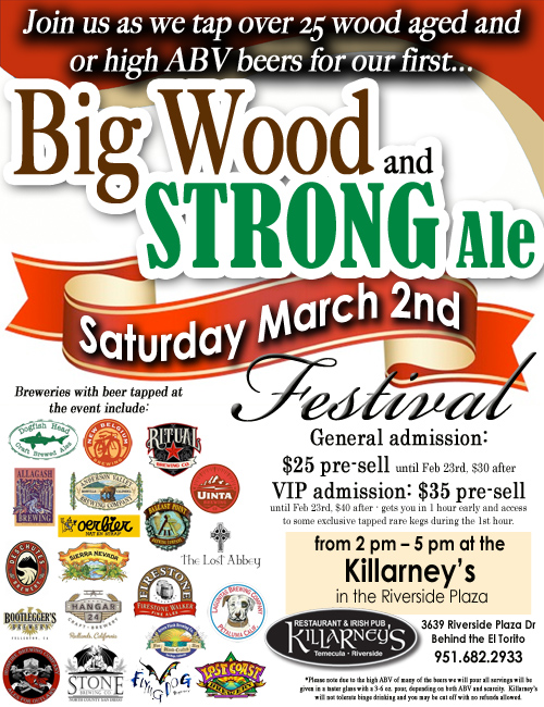 Big Wood-Ale Festival