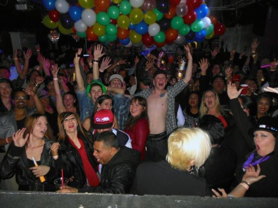 lesbian bars clubs in california