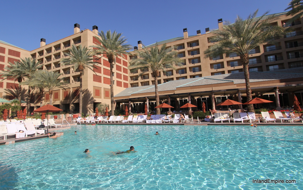Indian Wells Spa Hotel