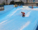 Riptide Surf Pool – Flowrider (Surfing Machine)