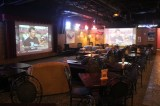 Upper Deck Sports Lounge – Big Screen TVs