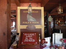 The Hawkes Head