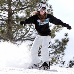 Snow Valley Snowboarder