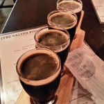 salted pig beer flight