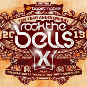 Rock the Bells 2013 Logo