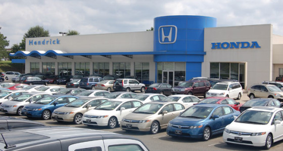 honda dealerships in the inland empire