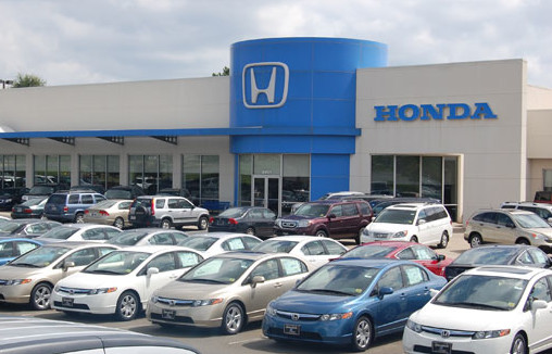how to become a dealer of honda aus