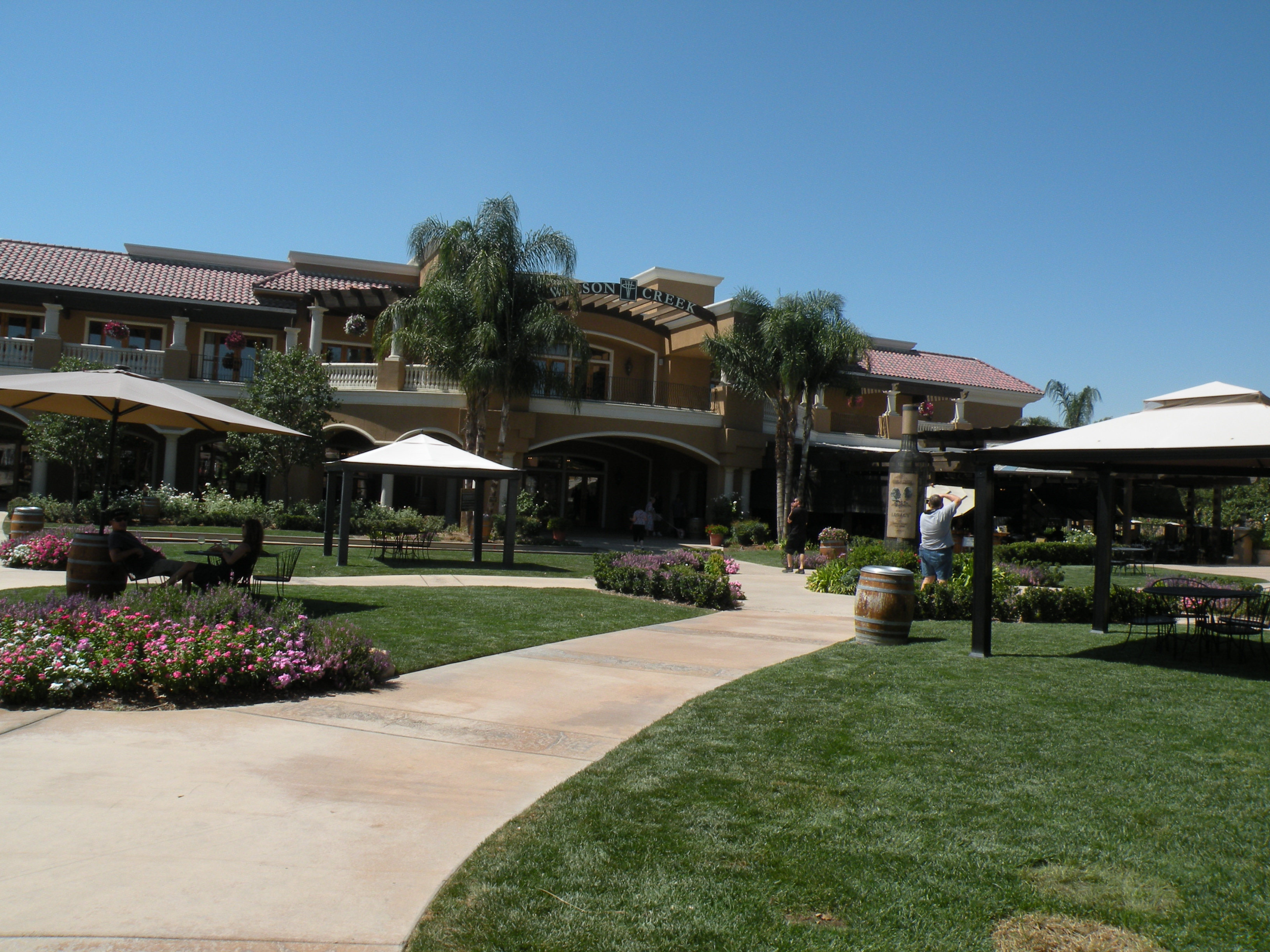 Wilson creek winery vineyard temecula for Wilson creek