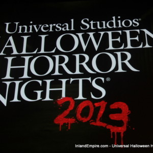 Universal Studios Halloween Horror Nights 2013 logo