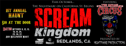 Scream kingdom