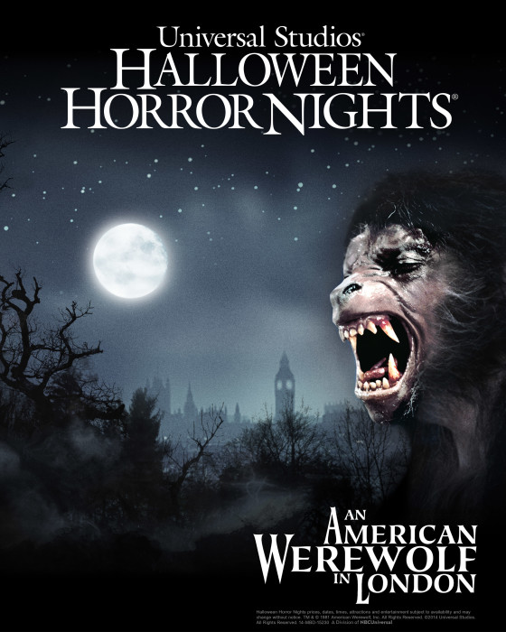 Halloween Horror Nights – Universal Studios Hollywood 2014