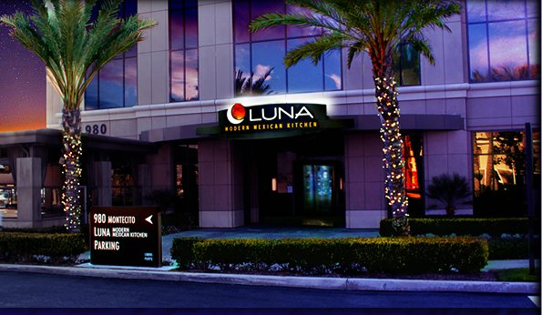The New Luna Modern Mexican Kitchen At Victoria Gardens Is Scheduled To Open On Monet And Will Mark Second Location For This Growing Restaurant