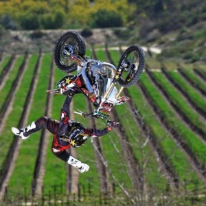 Metal Mulisha rider