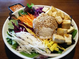 The junction claremont vegan bibimbap