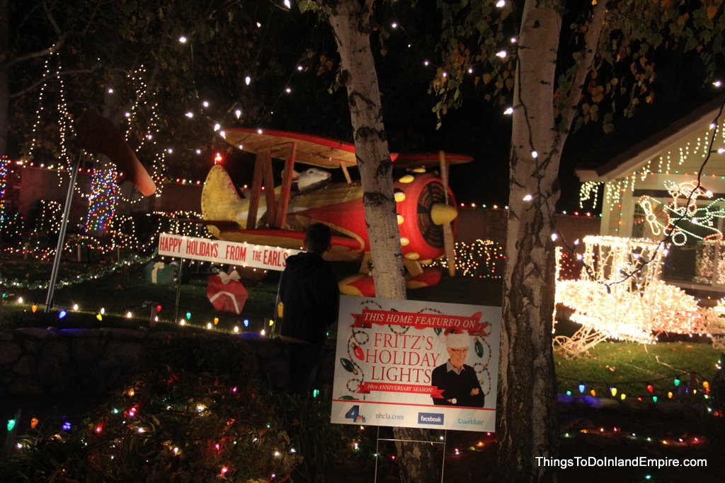 Thoroughbred Christmas Lights 2021 Schedule Christmas Lights Alta Loma Rancho Cucamonga Thoroughbred Inland Empire Com